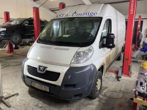 Ремонт Peugeot - заміна турбіни Львів
